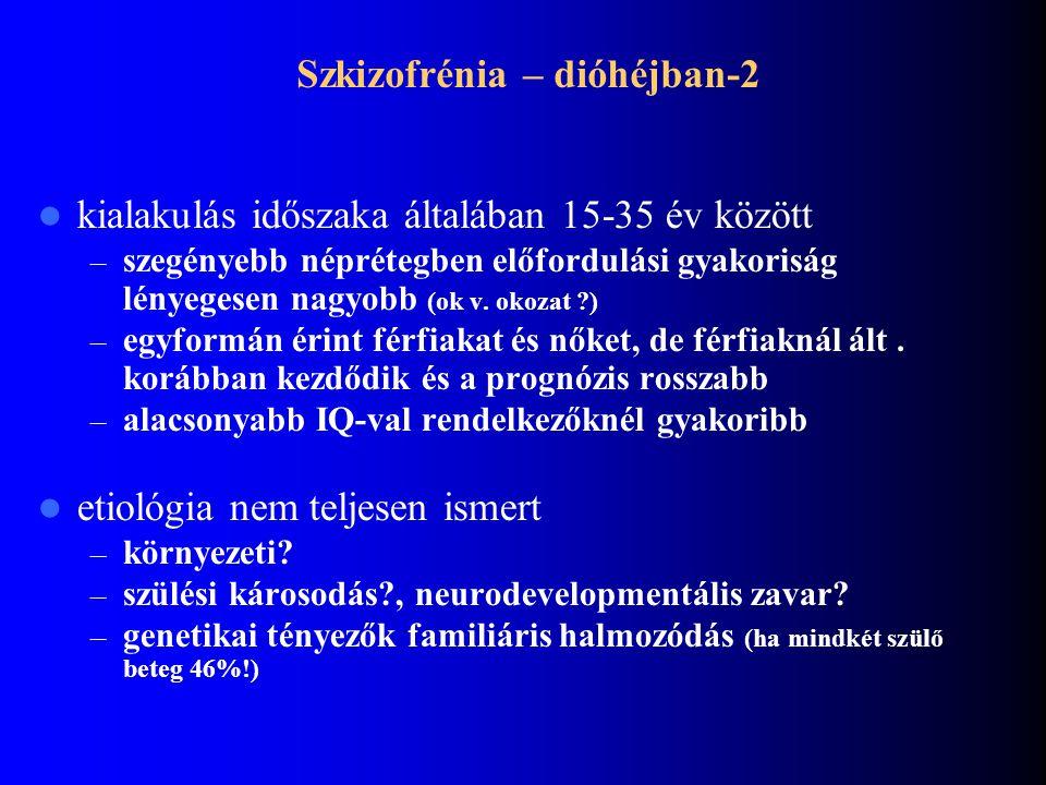 Szkizofrénia – dióhéjban-2