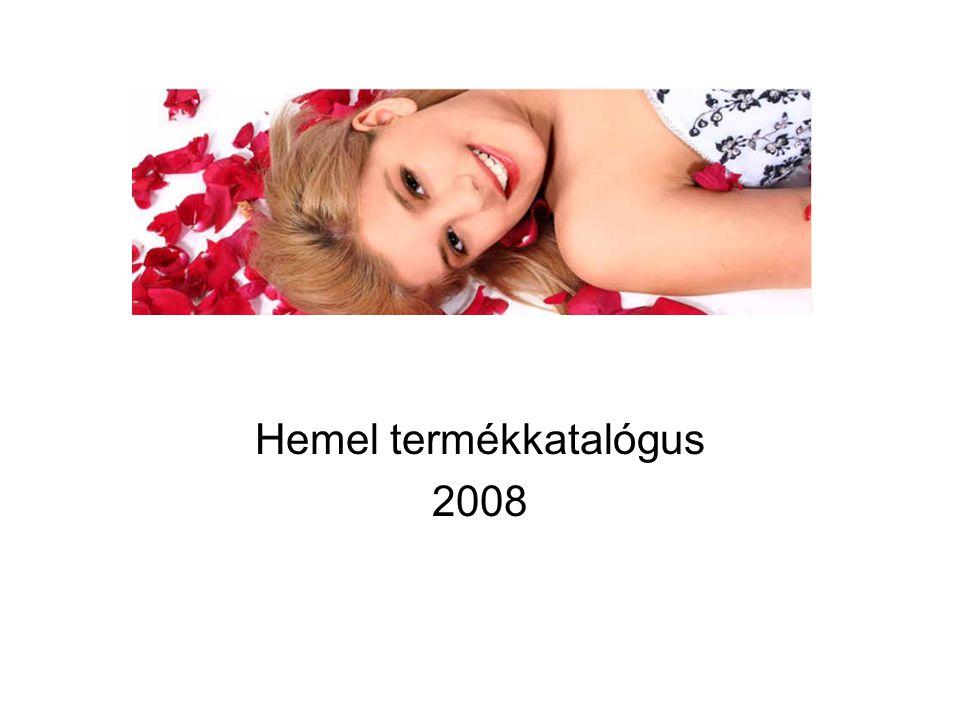Hemel termékkatalógus 2008