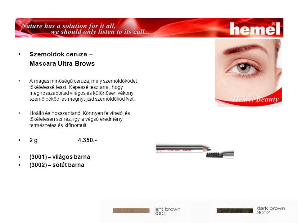 Szemöldök ceruza – Mascara Ultra Brows 2 g 4.350,-