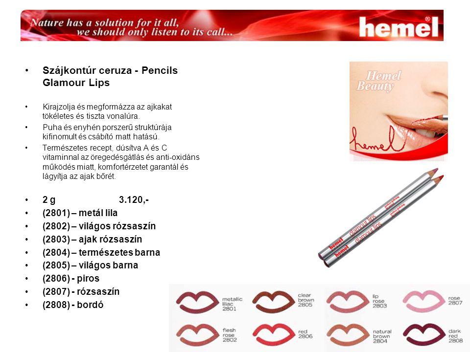 Szájkontúr ceruza - Pencils Glamour Lips