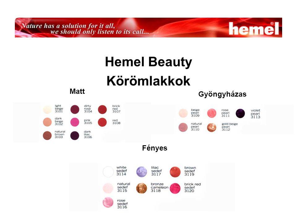 Hemel Beauty Körömlakkok