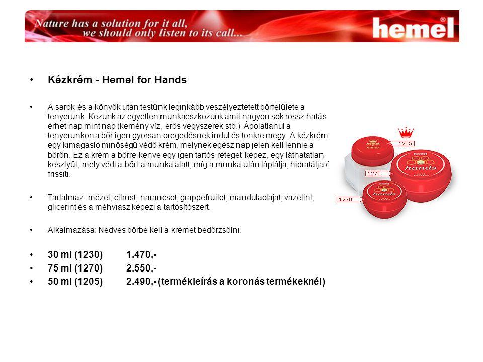 Kézkrém - Hemel for Hands