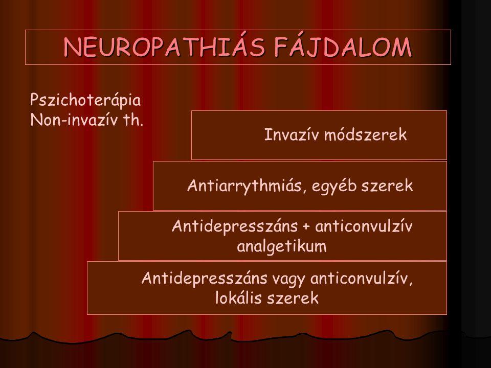 NEUROPATHIÁS FÁJDALOM