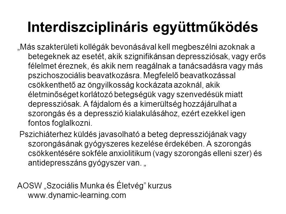 Interdiszciplináris együttműködés