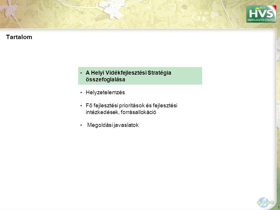 Vértes-Gerecse VKKE – Összefoglaló a térségről