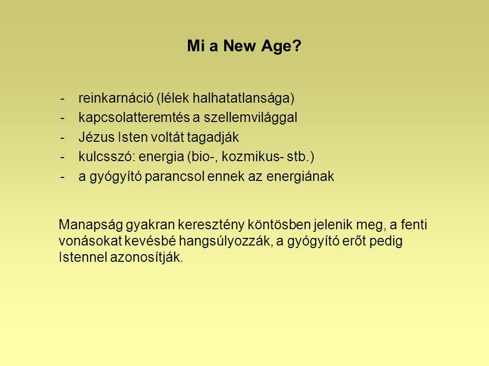 Mi a New Age reinkarnáció (lélek halhatatlansága)