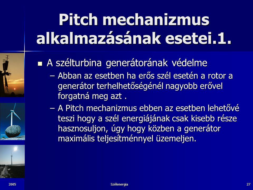 Pitch mechanizmus alkalmazásának esetei.1.