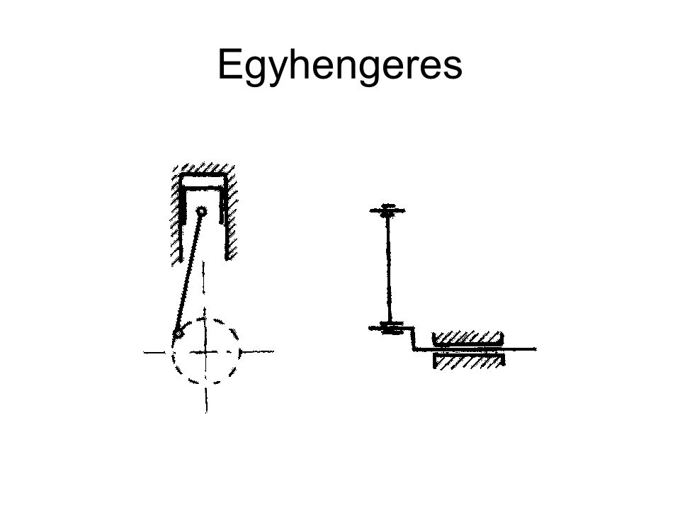 Egyhengeres