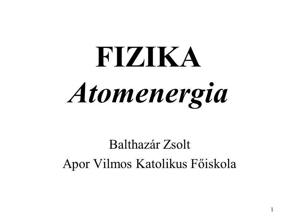 Balthazár Zsolt Apor Vilmos Katolikus Főiskola