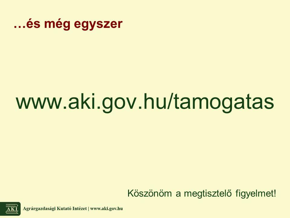 www.aki.gov.hu/tamogatas …és még egyszer