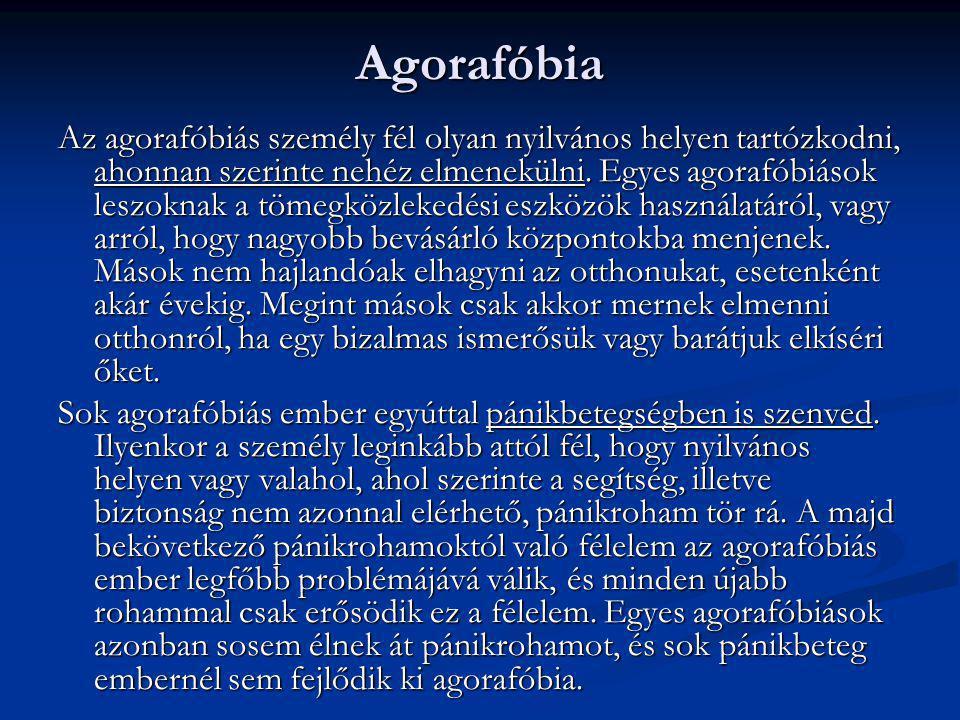 Agorafóbia