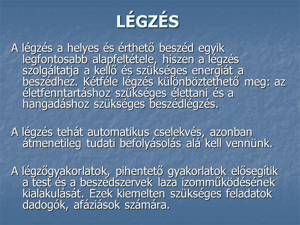 LÉGZÉS