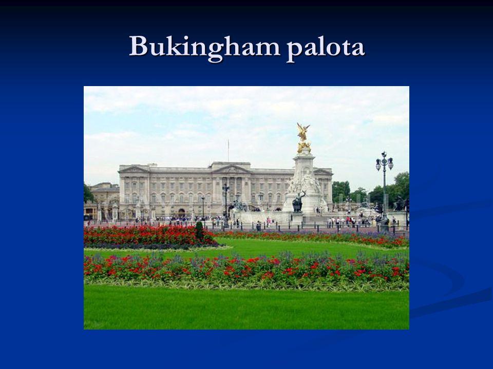 Bukingham palota