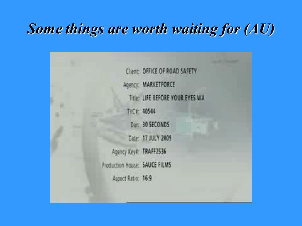 Some things are worth waiting for (AU)