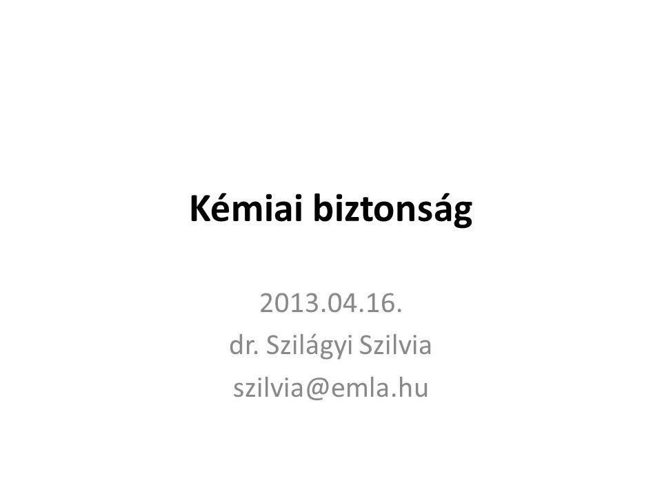 2013.04.16. dr. Szilágyi Szilvia szilvia@emla.hu