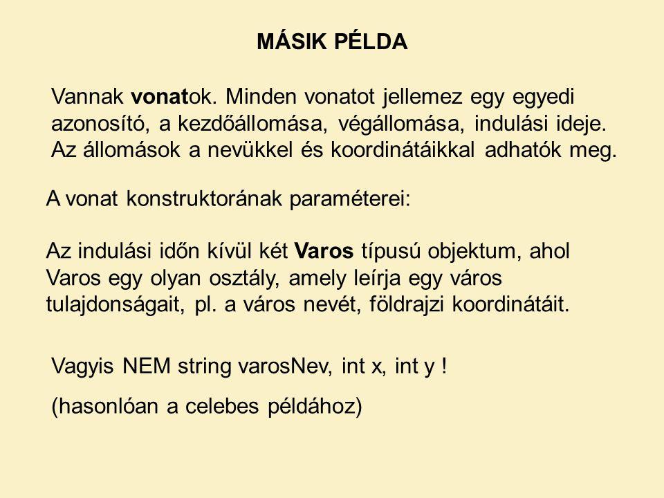 MÁSIK PÉLDA