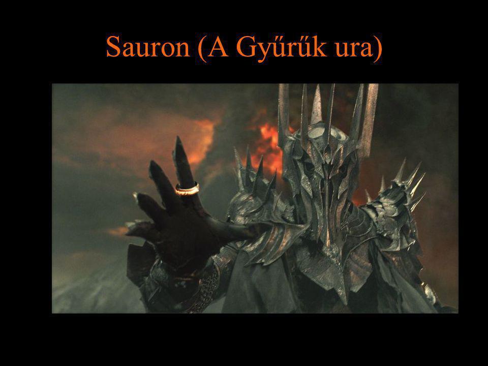 Sauron (A Gyűrűk ura)