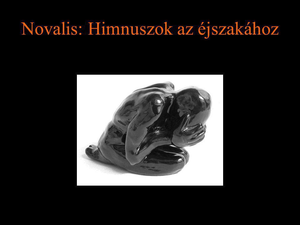 Novalis: Himnuszok az éjszakához