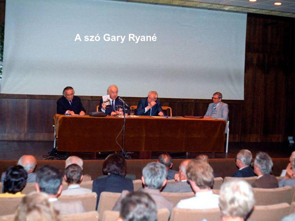 A szó Gary Ryané