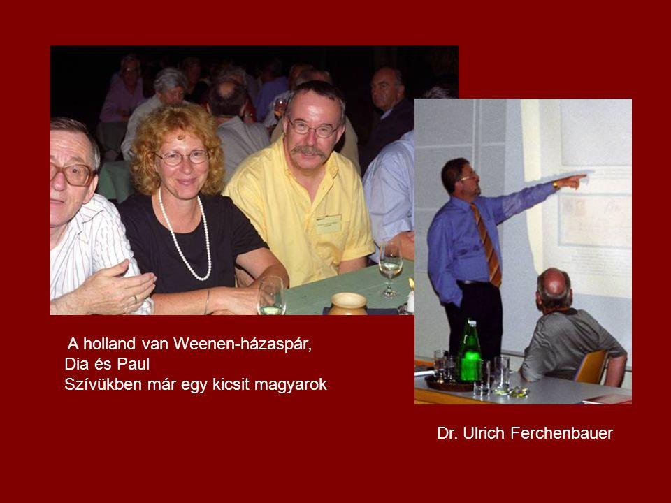 A holland van Weenen-házaspár,