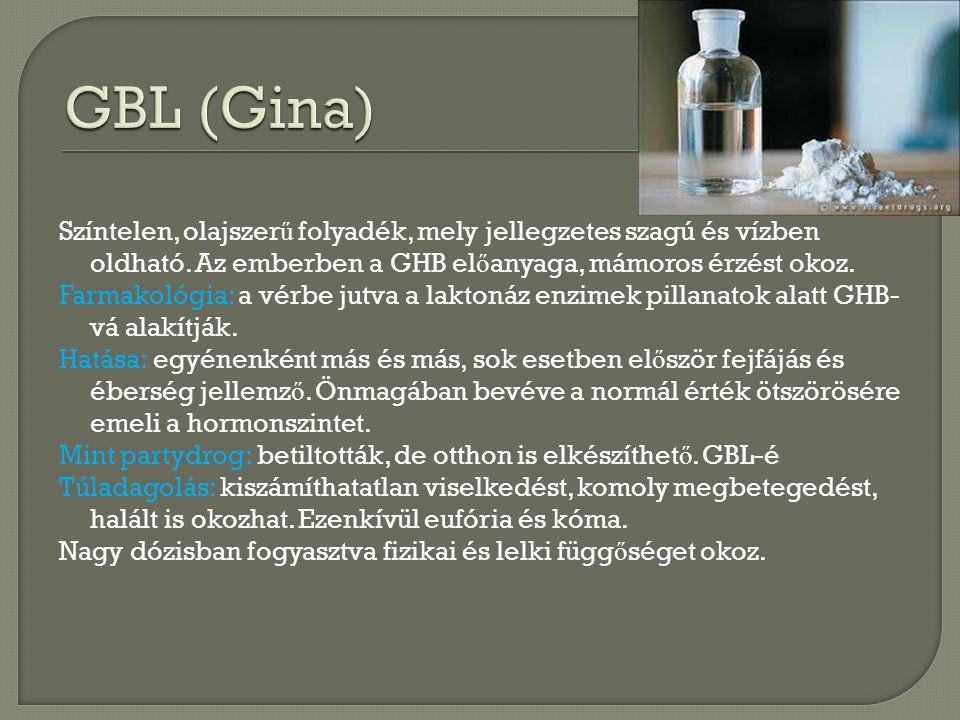 GBL (Gina)