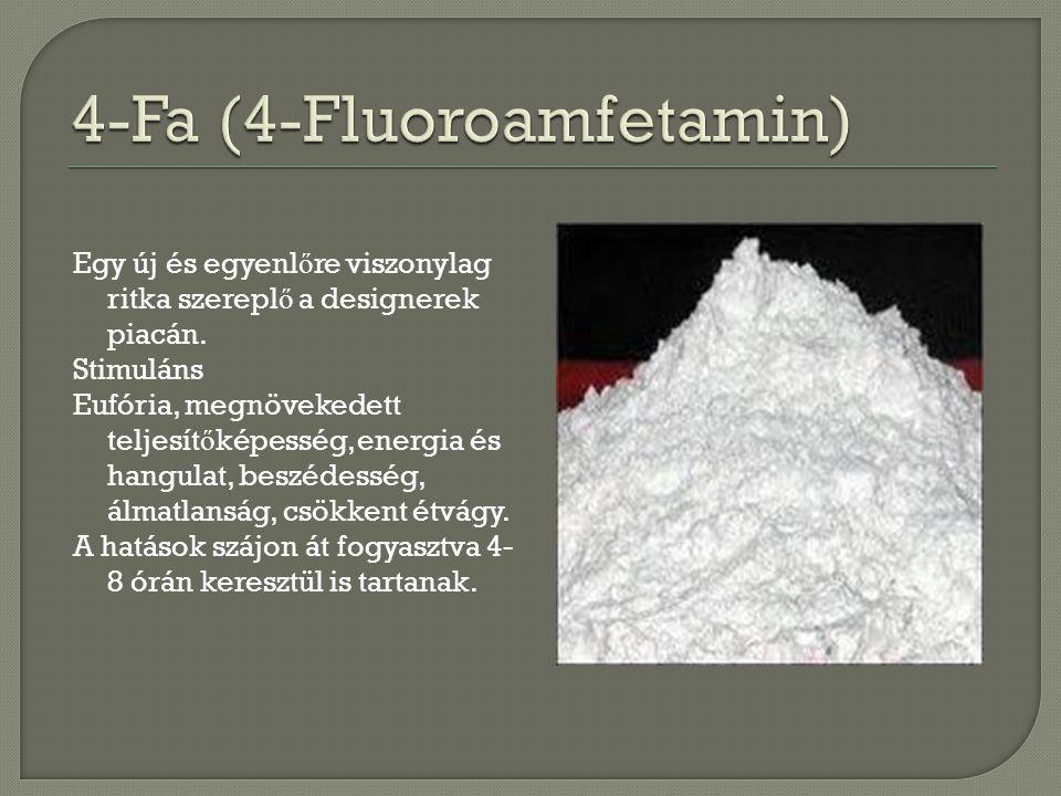 4-Fa (4-Fluoroamfetamin)
