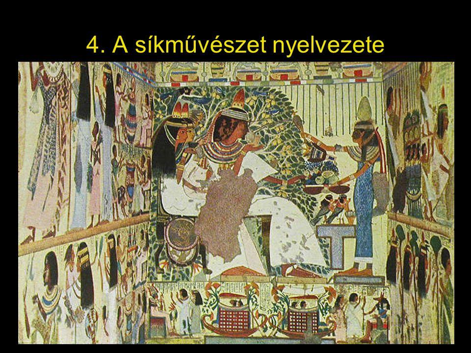4. A síkművészet nyelvezete