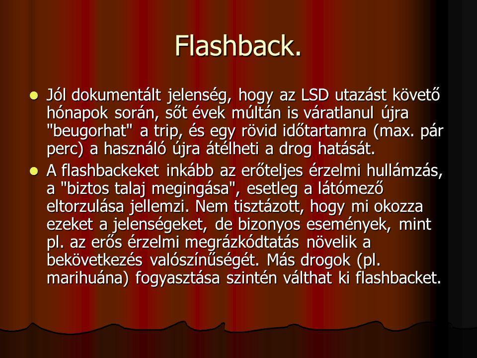 Flashback.