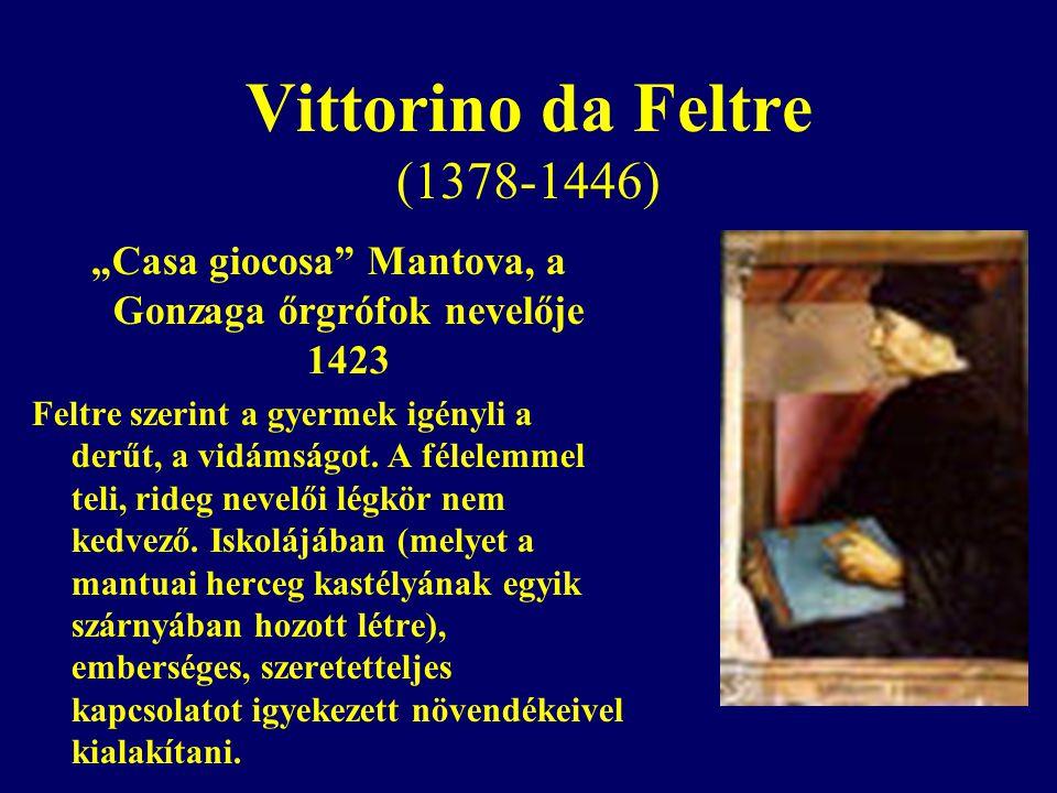 Vittorino da Feltre (1378-1446)