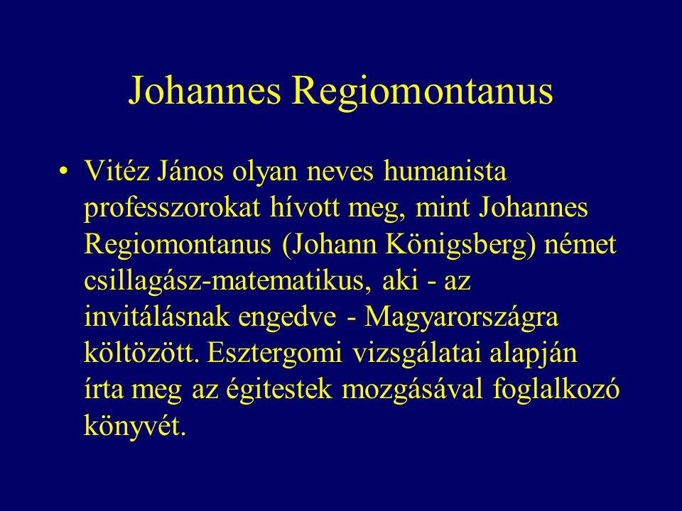 Johannes Regiomontanus