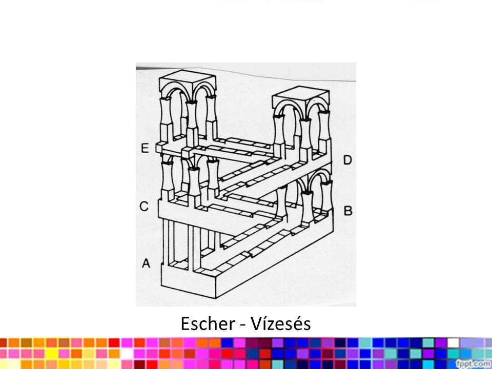 Escher - Vízesés