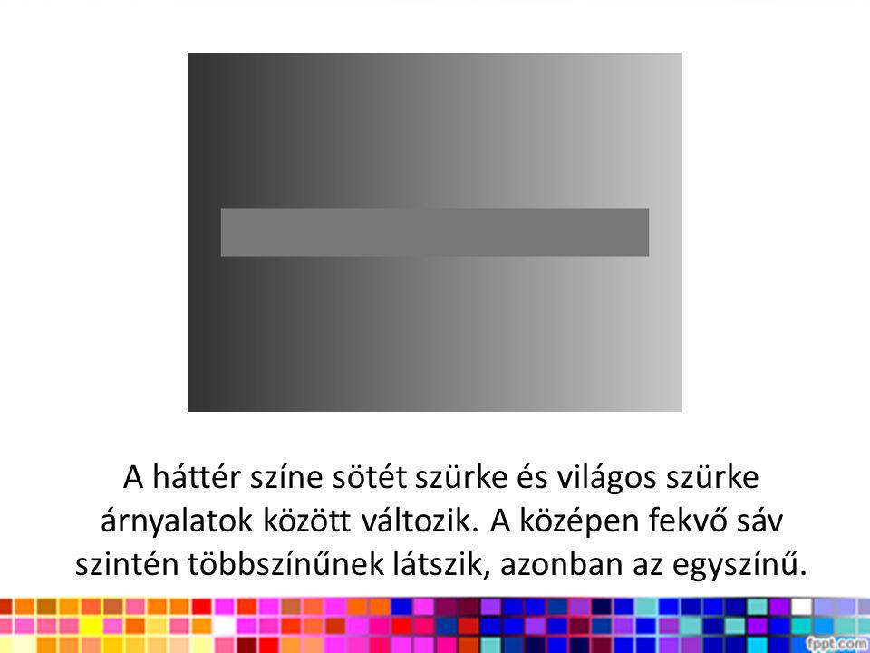 A háttér színe sötét szürke és világos szürke árnyalatok között változik.