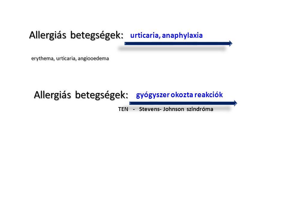 urticaria, anaphylaxia