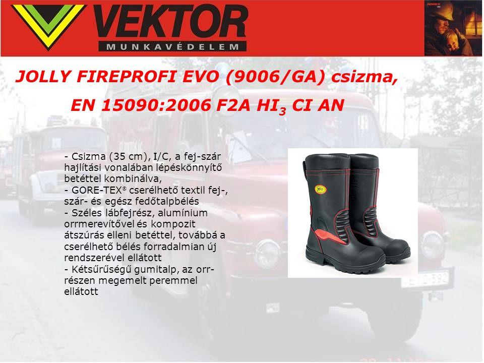 JOLLY FIREPROFI EVO (9006/GA) csizma,
