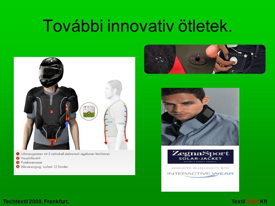 További innovativ ötletek.