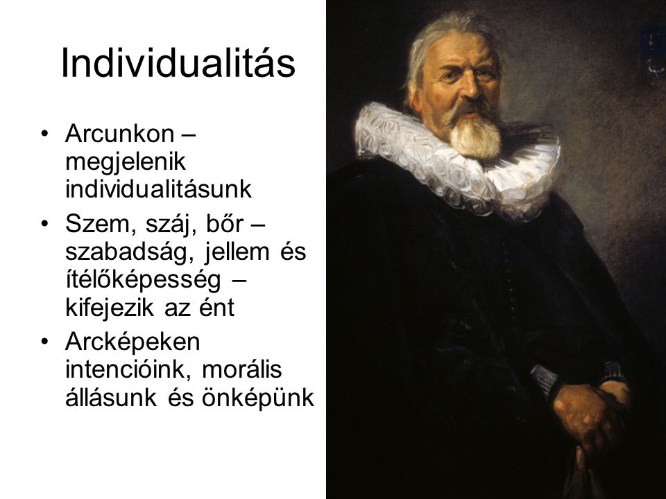Individualitás Arcunkon – megjelenik individualitásunk