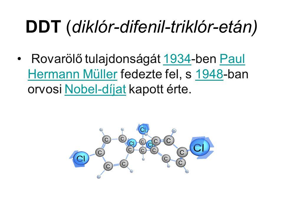 DDT (diklór-difenil-triklór-etán)
