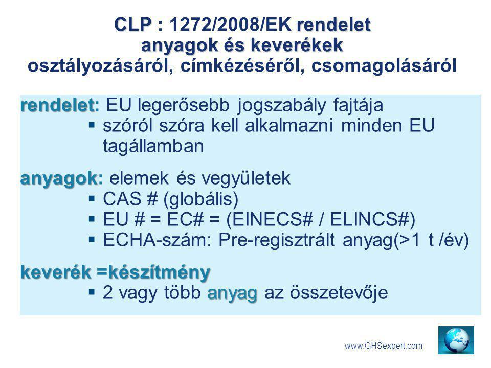 rendelet: EU legerősebb jogszabály fajtája
