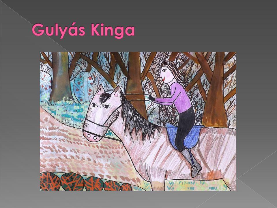 Gulyás Kinga