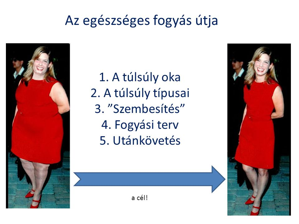 Az egészséges fogyás útja 1. A túlsúly oka 2. A túlsúly típusai 3