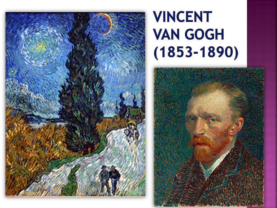 Vincent van Gogh (1853-1890) Falusi út Provence-ban, éjjel (1890)