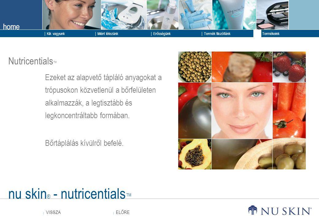 nu skin® - nutricentials™