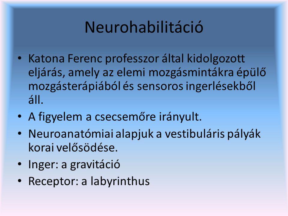 Neurohabilitáció