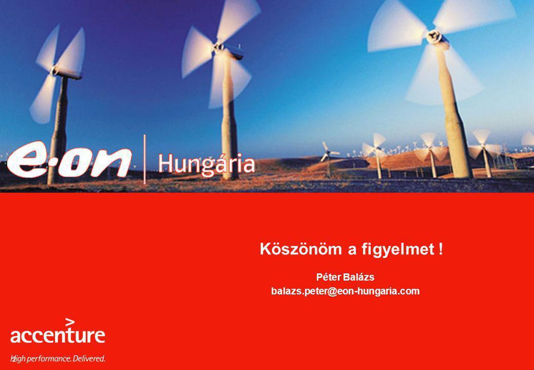 Péter Balázs balazs.peter@eon-hungaria.com