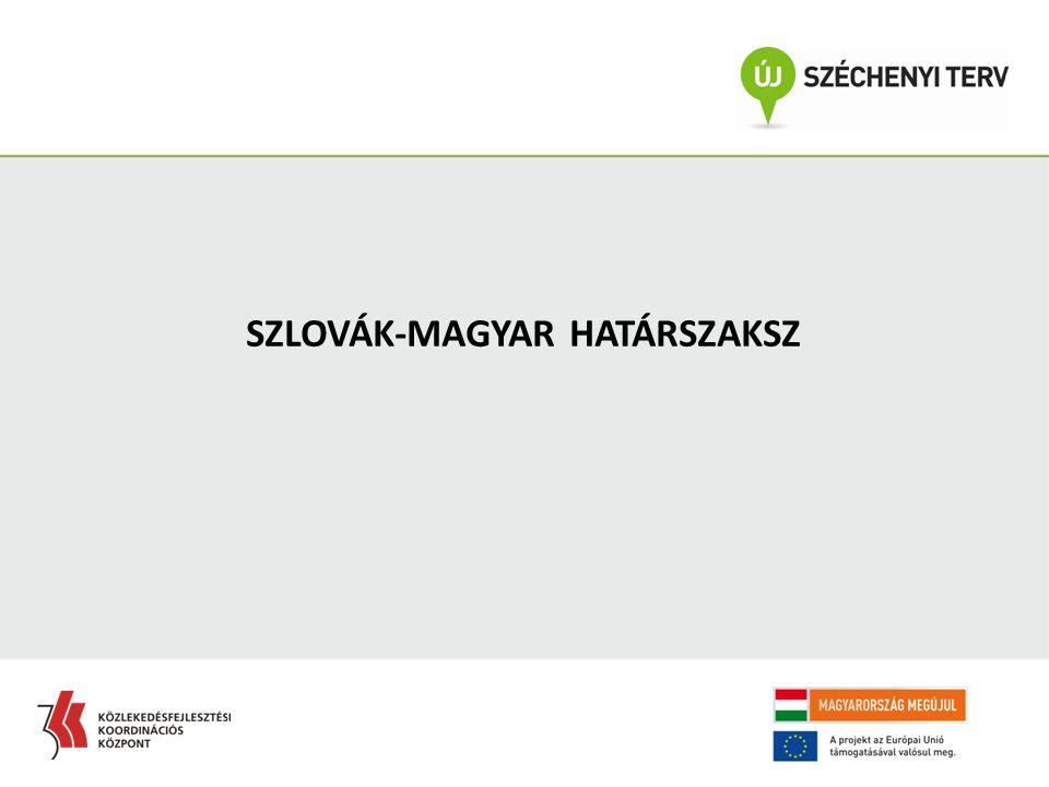 SZLOVÁK-MAGYAR HATÁRSZAKSZ