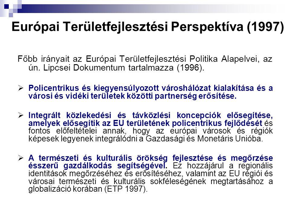 Európai Területfejlesztési Perspektíva (1997)