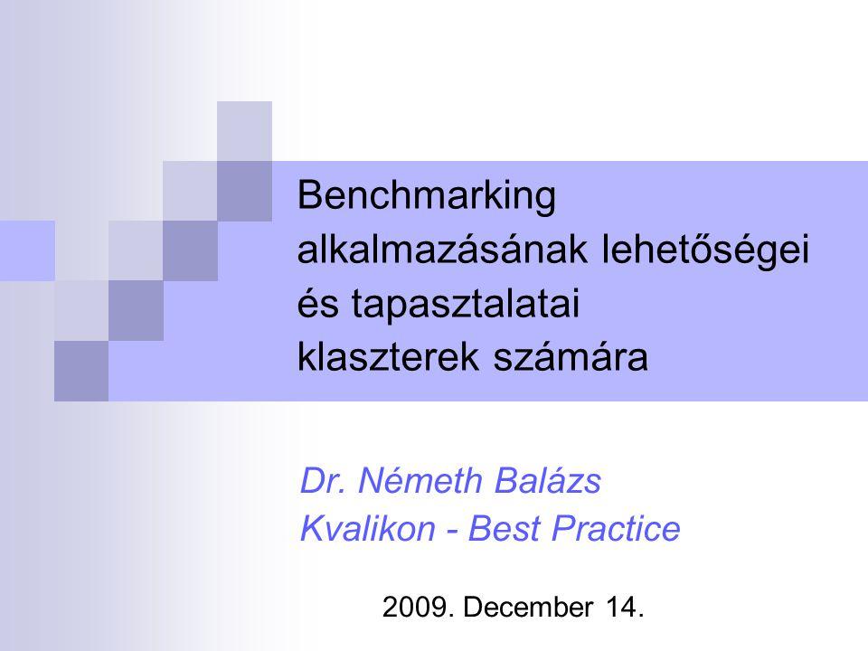 Dr. Németh Balázs Kvalikon - Best Practice
