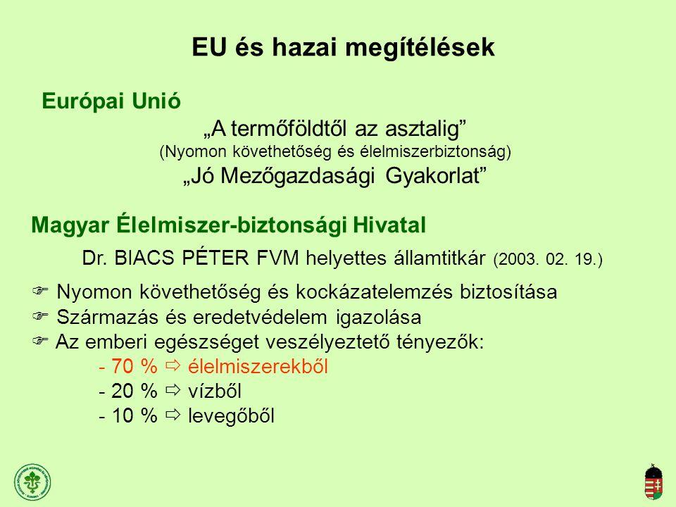 EU és hazai megítélések