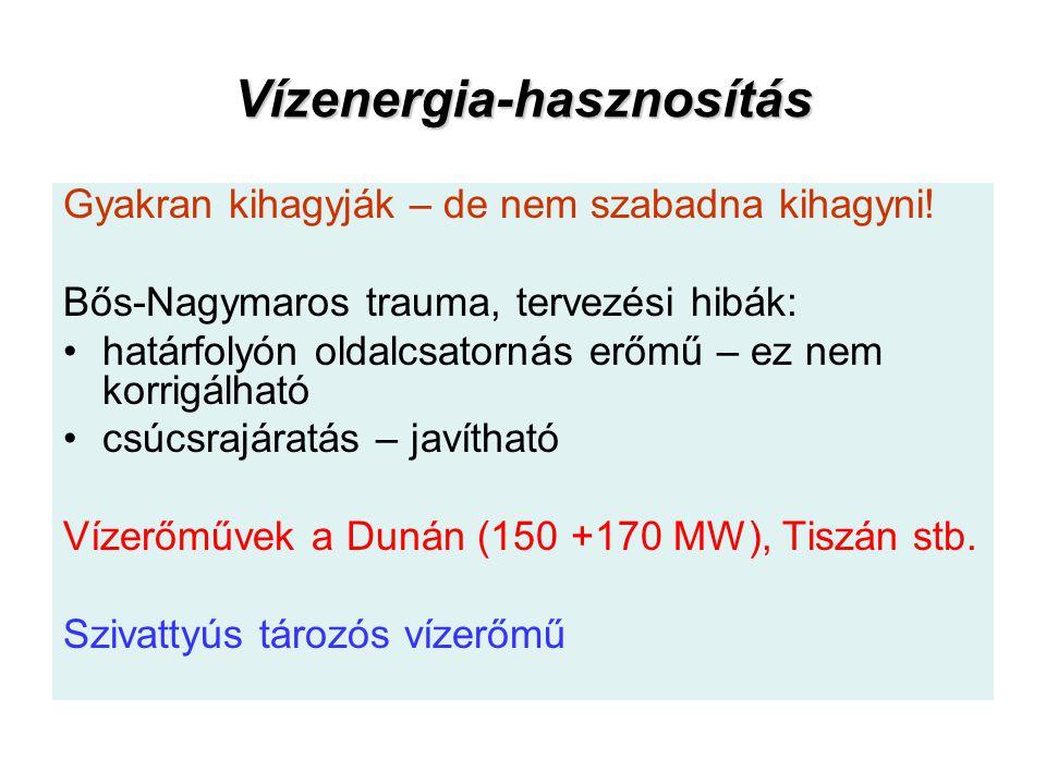 Vízenergia-hasznosítás