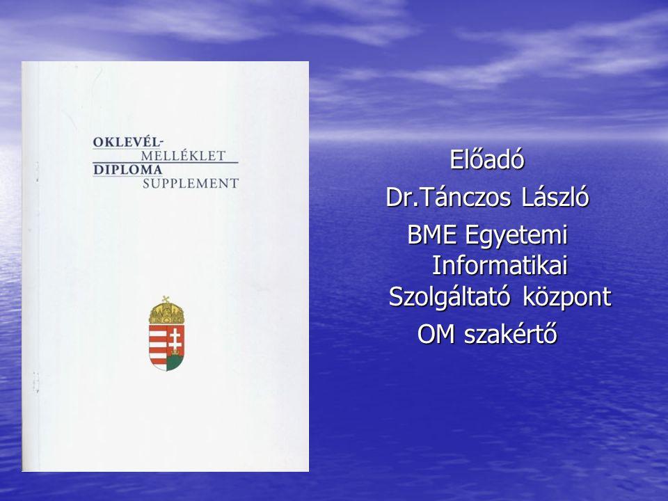 BME Egyetemi Informatikai Szolgáltató központ